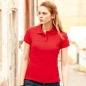 Preview: Ladies Polo-Shirt klassisch MG