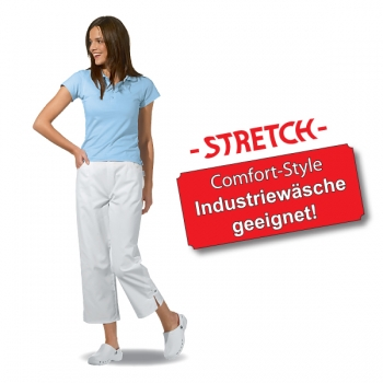 7/8 Damen-Stretch-Berufshose