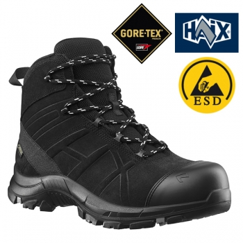 HAIX Black Eagle Safety 53 Mid S3