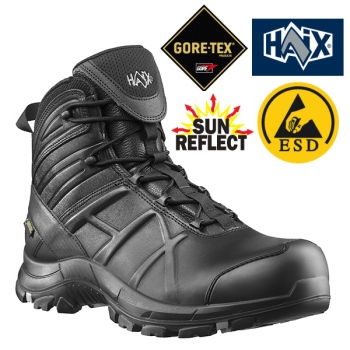 HAIX Black Eagle Safety 50 Mid S3