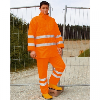 GORE-TEX® Latzhose orange