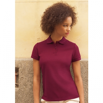 Ladies Polo-Shirt klassisch MG