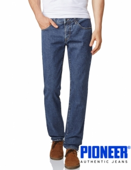 PIONEER Jeans 'Storm Dark Stone Stretch Denim'