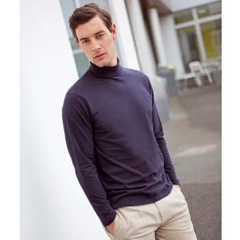 Roll-Neck Longsleeve