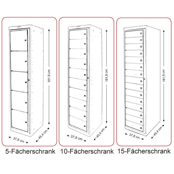 Wäscheverteilerschrank ROYAL